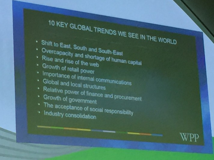 WPP's Martin Sorrell's presentation from NOAH Conference 2015