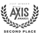 Axis Awards - 2nd place