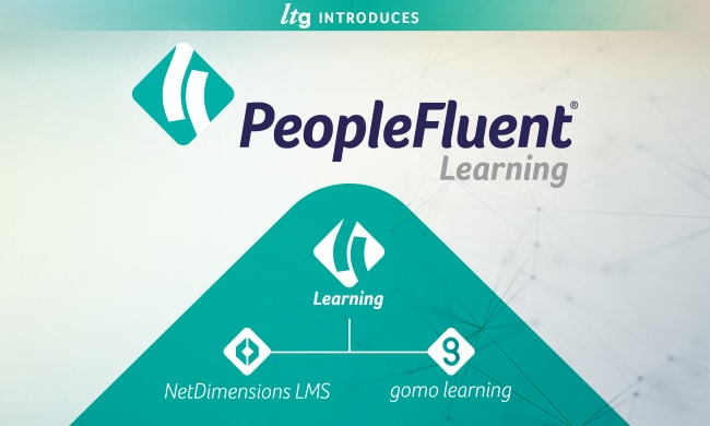 Merger of NetDimensions and PeopleFluent creates new learning suite for LTG